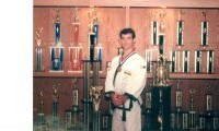 23 KJN at Sam Dan with Competition Trophies