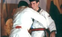 25 KJN being promoted to Master instructor 1990