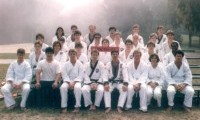 32 KJN 1st School at UCSD Circa 1981-1982 - 2nd Dan
